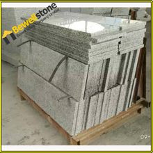 Chinese Cheap Granite G603 Outdoor Stone Steps Risers Granite Stairs Prices