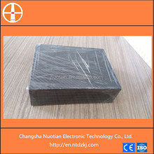 Resistance high temperature electric furnace insulation materials