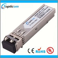 gigabit ethernet fm transmitter sfp optical module 1.25g cwdm optical transceiver