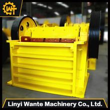 HUAHONG stone crusher PE 250*400 jaw crusher, used jaw crusher with good performance