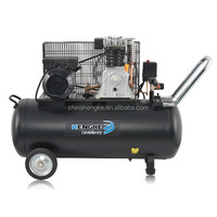 3hp 100l italian type piston reciprocating air compressor 250l/min