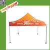 2016 china custom used canvas orange solar wedding party tent design for sale