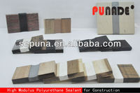 China factory silane modified polyurethane pu silicone Construction adhesive sealant glue