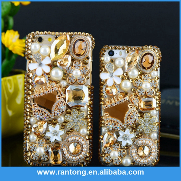 Latest product good quality diamond bling phone case fast shipping