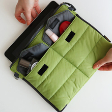 Hot-selling Item Men Women Travel Clutch Document Holder Organizer Bag