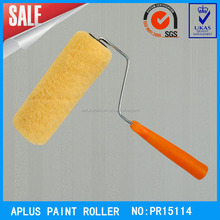 9inch 13mm lint free polyester paint roller