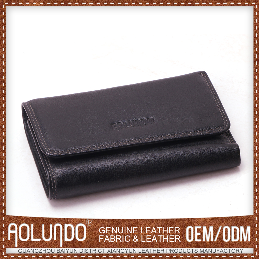 mens leather wallet Best selling Ultra slim Billfold mens leather Wallets