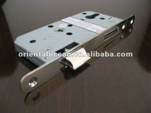 Stainless Steel Standard Mortise Lock-With PSS,SSS,PVD Forend Finish