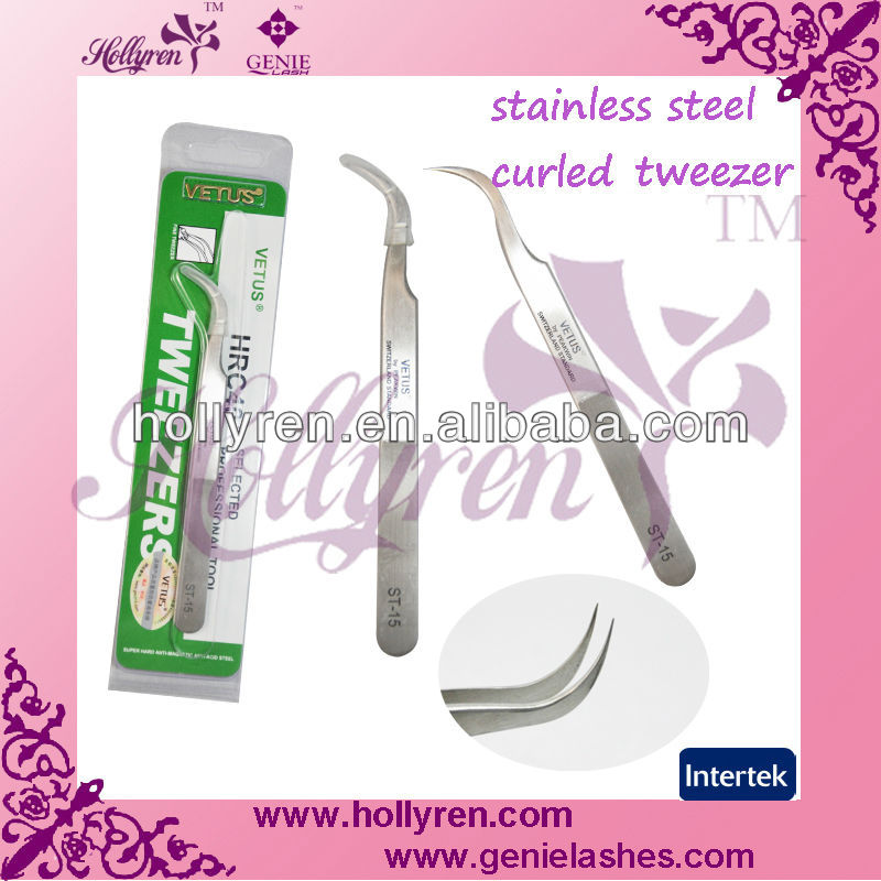 extra fine point tweezers / eyelash extensions,eyelash extension tweezers, esd tweezer