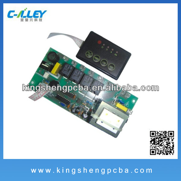 PCB assembly for electric fireplace PCBA Kingsheng PCBA