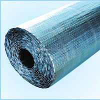Aluminum foil air bubble insulation / Aluminum foil roof insulation for building and equipement