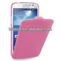 OEM Premium Leather Case for Samsung Galaxy Grand 2 Duos SM-G7106 / SM-G7102 -- Troyes (LC: Pink)