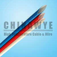 Fiberglass Insulation Sleeve For Electric Wires