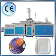 top 1 hot sale best price PDM-600 automatic paper dinner plate making machine
