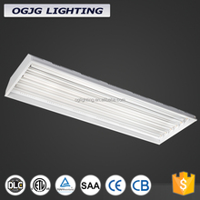 Suspended LED Strip Tube Like Linear Indoor High Bay Light Fitting Office Lighting