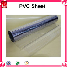 0.7mm Plastic PVC Clear Sheets Roll For Digital Printing