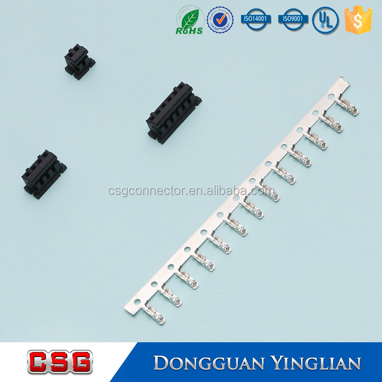 Customized most popular yh/jst pcb assembly connector