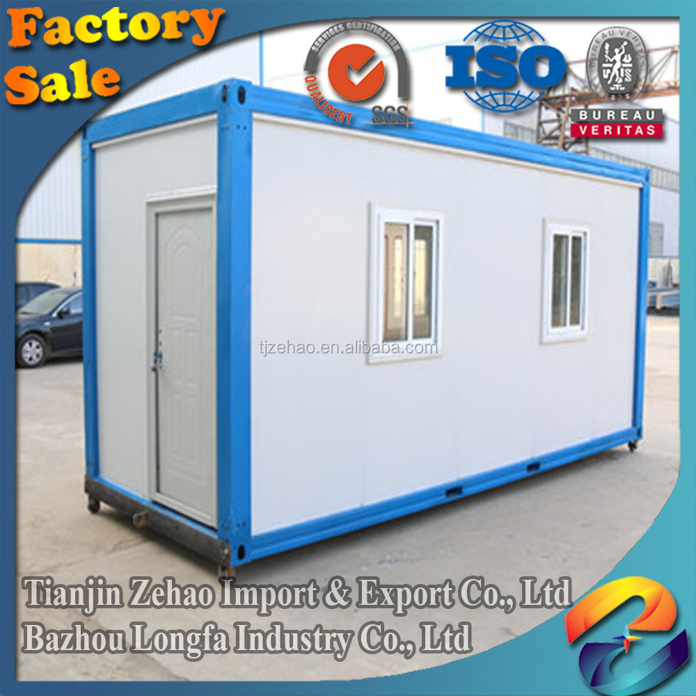 Container house/20ft container/flat pack container house