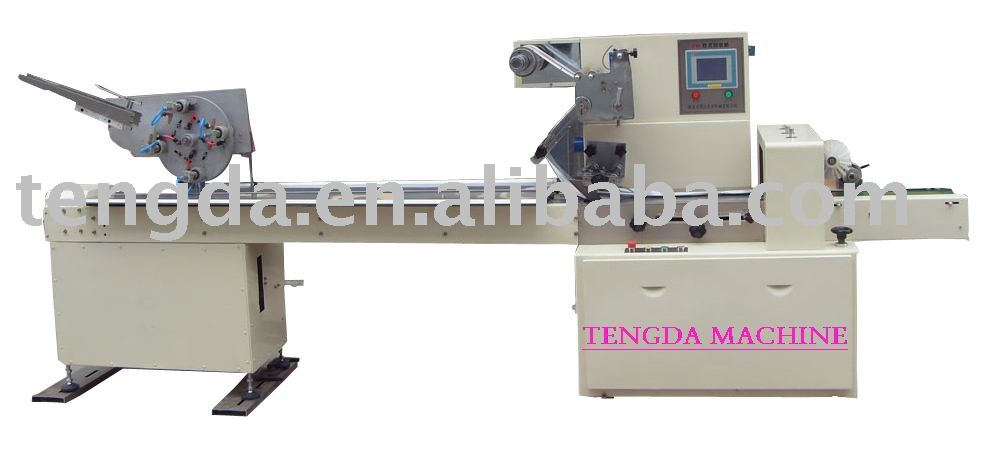High Speed and Automatic Pillow Packaging Machine
