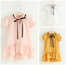 Alibaba Co Uk Short Sleeve Baby Girl Fairy Dress With Pictures Wholesale