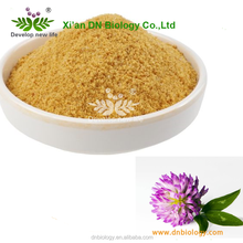 8% Isoflavones 2.5%-20% HPLC Red Clover Extract With Kosher Halal ISO22000 Certificate