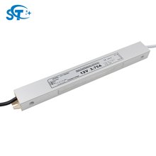 Constant Voltage Waterproof IP67 Slim LED Driver DC Output 12V 24V 40W 45W 60W 100W 150W LED Lighting Power Supply