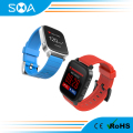 SMA Q2 smart watch 30 days standby time IP67 waterproof swimming Always-on Memory LCD Screen smart watch