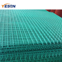 YESON hot sale PVC Welded Wire Mesh Fence Panels