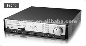 dvr h.264 network dvr 16ch Real Pentaplex Operation