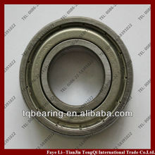 Steering deep groove ball bearing