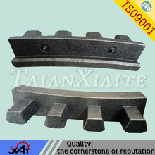 Auto parts stand ductile iron made in China