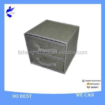 LS-1404B28Double-drawer storage box