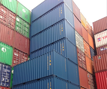 Second hand/used metal storage steel cargo containers for sale