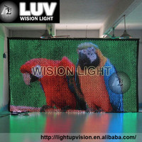 LED curtain light, led curtain stage light, holiday decoration LED light