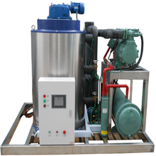 anti-corrosion/pitching/swing marine seawater flake ice machine
