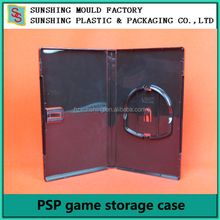 Hot selling PP plastic PSP game case