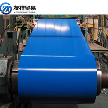 pre-painted steel coil/metal roofing rolls PPGI