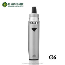 Greensound E cig 4 colors ego AIO GS G6 vape starter kit