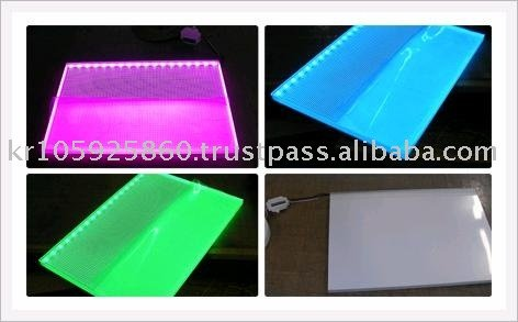 RGB LED Light panel(No Frame)