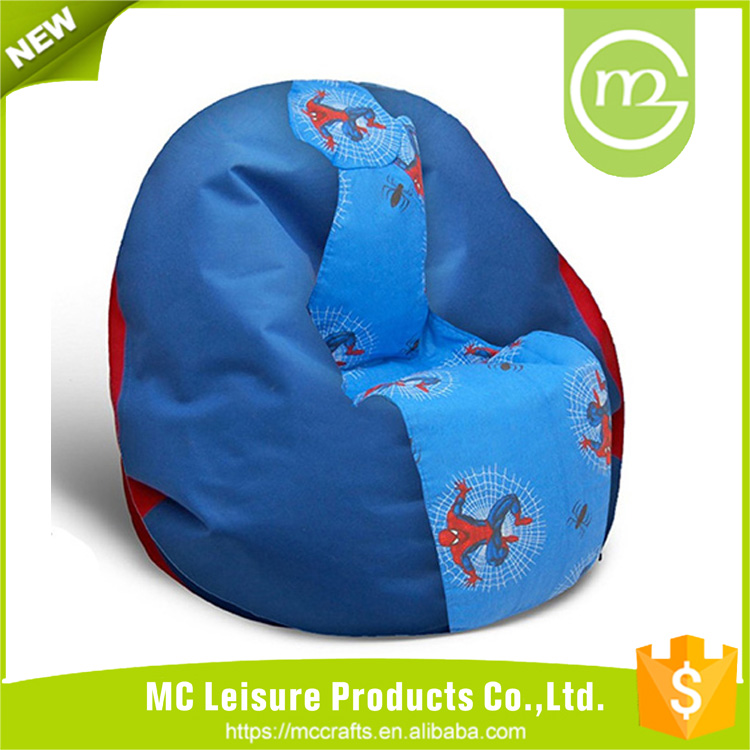 Fashion easy carry child bean bag