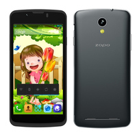 "Hot Sale 4.5"" Smartphone Original ZOPO ZP580 Android 4.2 MTK6572 Dual Core Mobile Phone Camera 5MP 3G Mobile Phones GPS"