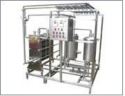 SKID MODULES HTST PASTEURIZATION PLANTS