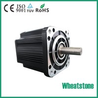 high effiency 10kw brushless dc motor for boat