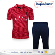 sports tracksuit psg Soccer Jersey made In Thailand shirts for men