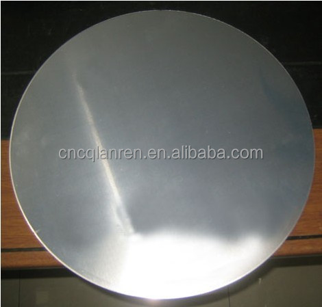 Alloy 1100 1060 1050 Aluminium Disc / Circle Sheet With Deep Drawing For Cooking Utensils