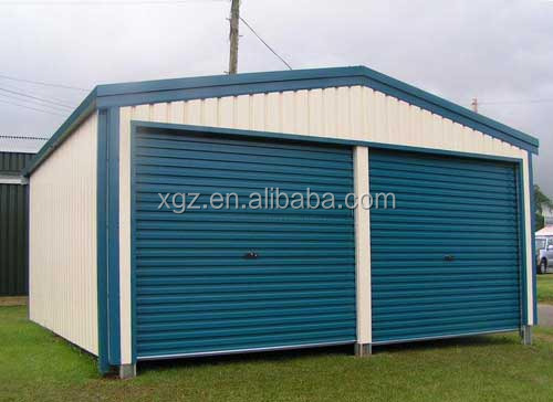 Steel Frame Steel Structure Prefabricated Housing For Storage