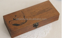 Hot seller wooden pencil Jewellry Gift Boxes