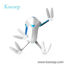Mini Foldable Pocket Selfie HighGreat TAKE RC Drone with 13MP HD Camera smart control and 3-axis stabilization