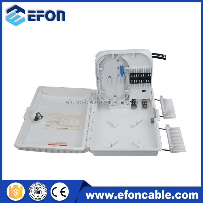 Ourdoor ip65 Hager Fiber Optic Cable Connect Distribution Box