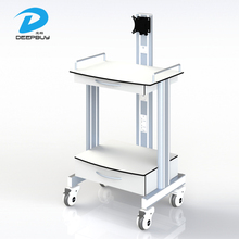 Commercial Furniture Mobile Hospital Linen Trolley